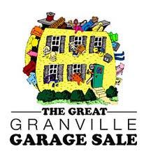 Garage Sale Logo